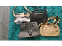 4 bags for sale.