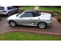 MG TF 1.8 135 (not mgf or mx5) convertible