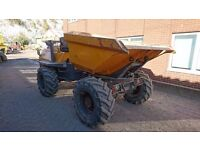 2011 Terex TA6S Site Dumper - £12,800 +VAT