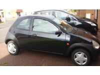 Ford ka average condition runs well MOT until feb 2019. Quick sale wanted.