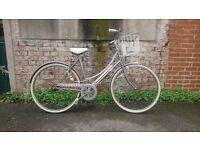 Women's Raleigh Chiltern town bike