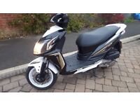 Sym Jet4 125CC Low Mileage