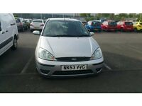 FOrD FOCUS 1.6 5 DOORS GOOD CAR IN AND OUT