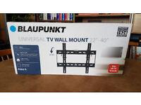 "Blaupunkt 22""-40"" Universal Flatscreen Multi Position Wall Mount (have 2 both for 25)"