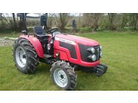 Compact Tractor 30HP 4WD