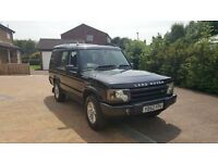 Land Rover Discovery TD5 S 7 SEATER