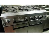 6 burner falcon cooker