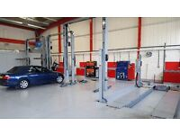 Vehicle technician/ mot tester mechanic
