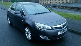 2011 Vauxhall Astra 1.7 CDTI Elite Diesel Full Service History