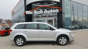 2014 Dodge Journey SE *LOW KM *ALLOY *REAR AIR *7 SEATER