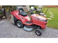 NOW SOLD Honda 2114 ride on lawn mower / tractor