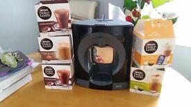 Nescafe Dulce gusto coffee maker
