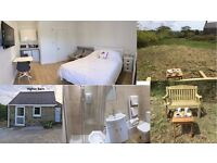 Self Catering Granite Barn Penzance, St Ives Cornwall 2 people, dogs welcome available now