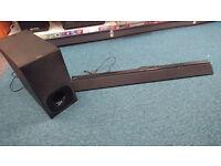 Sony SA-CT780 Wireless Soundbar & Subwoofer
