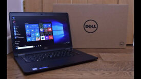 Dell Latitude E7470-i7 Core i7-6600U 16GB 256GB SSD 14 inch FHD IPS Anti-Glare Ultrabook Laptop XPS