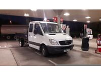 For sale mercedes sprinter tipper