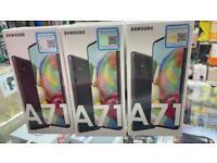 Samsung galaxy A71 brand new Box