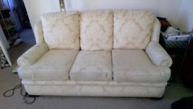 3 seater sofa - FREE for uplift