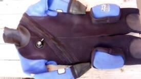 Otter dry suit