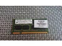 2GB RAM for laptop