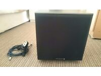Wharfedale Diamond SW150 Subwoofer - black