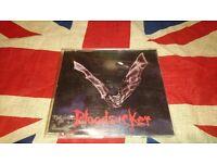 Paralysed Age - Bloodsucker (1994) CD Single