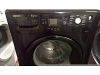 Black Beko 8kg 1200 Washing Machine for sale