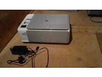 HP Photosmart C4280 All-in-One Inkjet Printer - Scanner - Photocopier