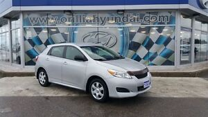 2010 Toyota Matrix CE-ALL IN PRICING-$108 BIWKLY+HST/LICENSING