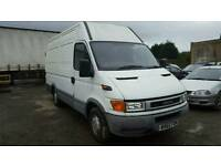 02 Iveco daily 2.3 2.8 *** BREAKING