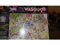 1000 piece WASGIJ jigsaw Destiny Collection