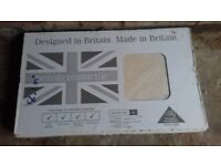 Beige Ceramic Tile 500 x 300mm - 8 square meters available.