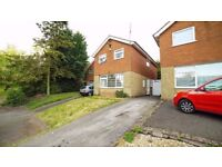*B.C.H* 3 Bed Detached Home- Doulton Close- Harbourne