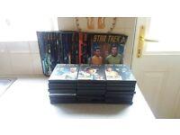 Star Trek DVDs The Collectors Edtion CBS Studios.