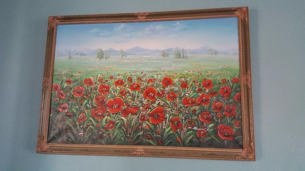 Oil Paintings By C Benolt
