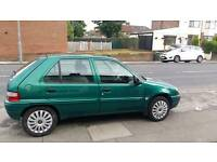 CITROEN saxo *10 month mot* low Millage