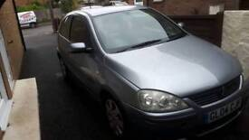 Vauxhall Corsa sxi twin port