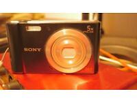 Sony DSCW800 Camera