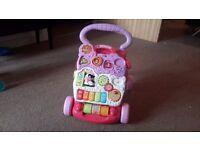 Baby items sanitizer pusher