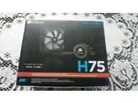 Corsair Hydro H75 CPU cooler
