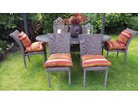 Andrew Martin chair seat pads covers