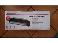 BNIB desctop laminator A3 for the home or office