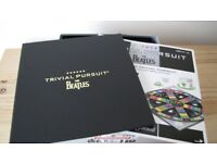 The Beatles Trivial Pursuit Collector's Edition - LIKE NEW CONDITION, NEVER PLAYED