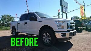 2016 Ford F-150 XLT | Custom Lifted Truck! | Call Today! Edmonton Edmonton Area image 2