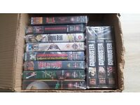 Anime vhs collection - new condition