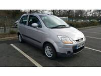 Chevrolet Matiz 0.8 SE 5dr. AUTOMATIC/VERY LOW MILEAGE. (ONLY 20600 MILEAGE)