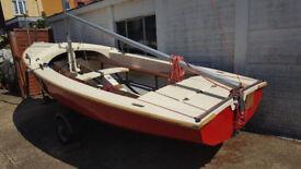 Wayfarer Mk2, dinghy