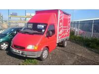 1998 ford transit burger van long mot