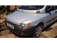 Fiat Multipla 1.9 JTD 10 months MOT