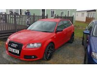 Beautiful audi a3 sport back 2.0 tdi quattro